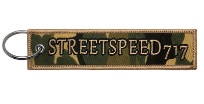 Street Speed 717 - Keychain