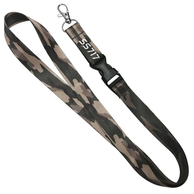 Street Speed 717 -  Camo Lanyard