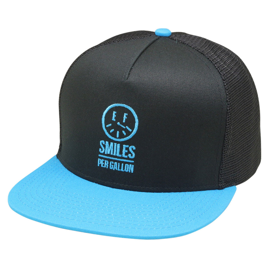131b19d0 That Dude In Blue - Smiles Per Gallon Snapback Hat