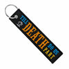Till Death Do us Part - Motorcycle Keychain