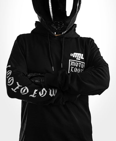Two Wheels No Limits Scoop Pullover Hoodie