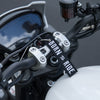 Born to Ride - Motorcycle Keychain