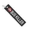 Bug Killer - Motorcycle Keychain