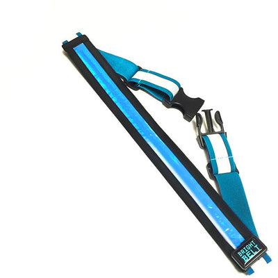 High Visibility LED Motorcycle Belt Blue
