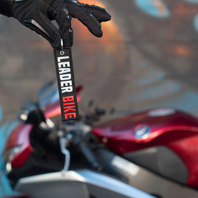 Leader Bike - Motorcycle Keychain