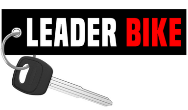 Leader Bike - Motorcycle Keychain riderz