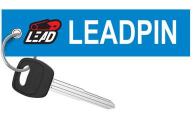 Leadpin Motorcycle Keychain