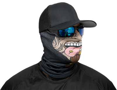 Motorcycle Face Mask - Kahuna