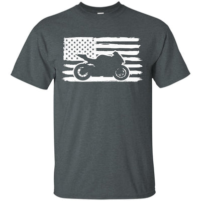 US Sportbike Rider T-Shirt Grey Small Medium Large X-Large XX-Large XXX-Large 4XL 5XL 6XL