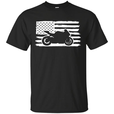 US Sportbike Rider T-Shirt Black Small Medium Large X-Large XX-Large XXX-Large 4XL 5XL 6XL