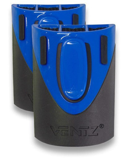 Moto Loot - Ventz - Rider Cooling System Blue