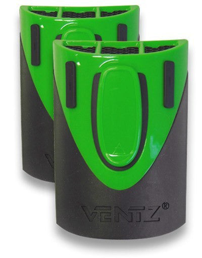 Moto Loot - Ventz - Rider Cooling System Green