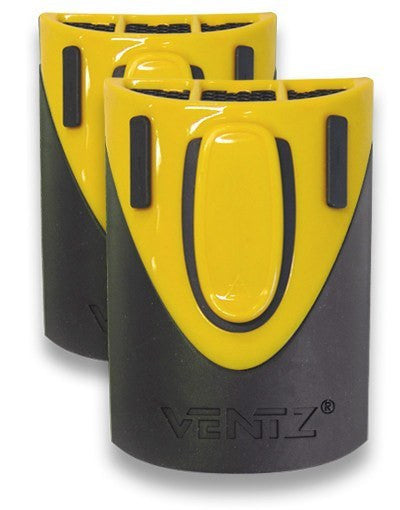 Moto Loot - Ventz - Rider Cooling System Yellow