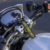 What speed limit? - Motorcycle Keychain