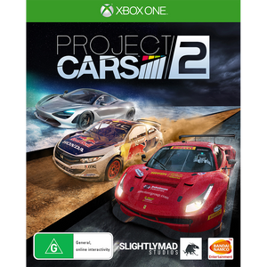 Project CARS 2 XB1