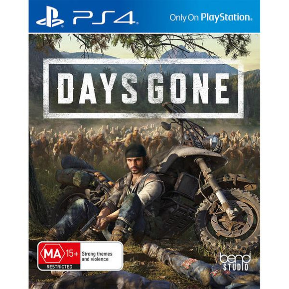 Days Gone PS4 (Pre-Played)