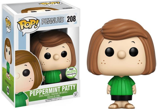 Peanuts Peppermint Patty ECCC Exclusive Pop! Vinyl