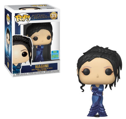 Fantastic Beasts: The Crimes Of Grindelwald - Nagini Pop! Vinyl SD19