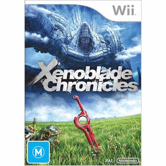 Xenoblade Chronicles Wii (Pre-Played)