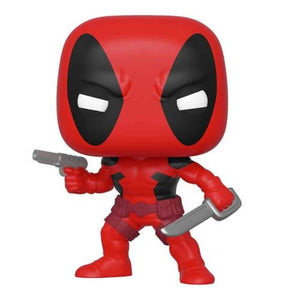 Marvel 80th Anniversary Deadpool Pop! Vinyl