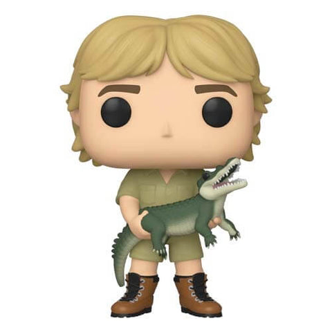 *Pre-order* Steve Irwin Crocodile Hunter Pop! Vinyl (ETA October)