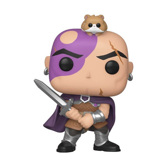 Dungeons & Dragons Minsc and Boo Pop! Vinyl