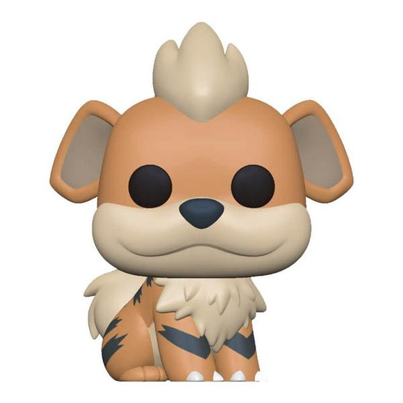 *Pre-order* Pokemon - Growlithe Pop! Vinyl