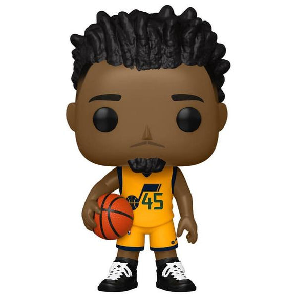 NBA: Jazz - Donovan Mitchell (alternate) Pop! Vinyl