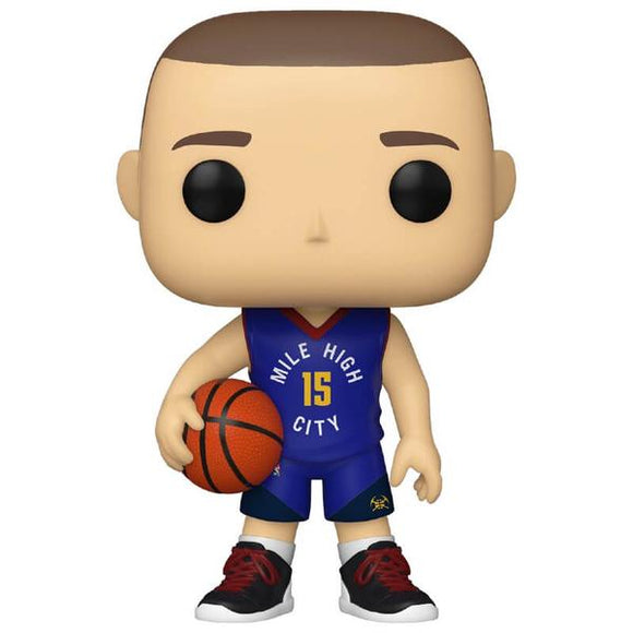 NBA: Nuggets - Nikola Jokic (alternate) Pop! Vinyl