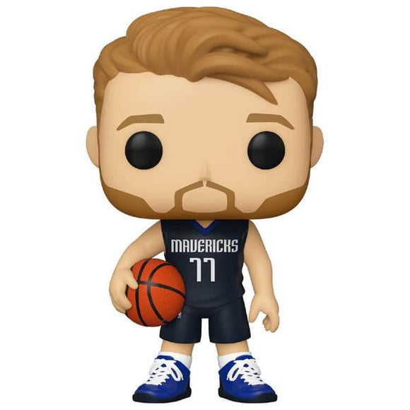 NBA: Mavericks - Luka Doncic (alternate) Pop! Vinyl