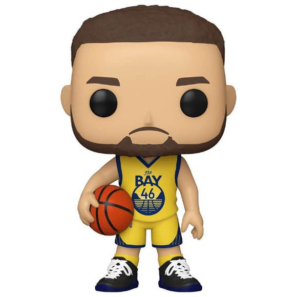 NBA: Warriors - Stephen Curry (alternate) Pop! Vinyl
