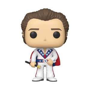 *Pre-order* Evel Knievel - Evel Knievel with Cape Pop! Vinyl (ETA December)