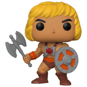 "*Pre-order* Masters of the Universe - He-Man 10"" Pop! Vinyl (ETA December)"