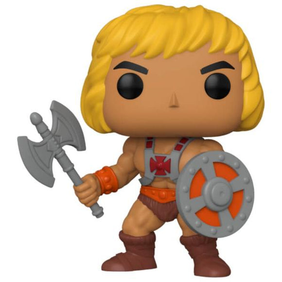 *Pre-order* Masters of the Universe - He-Man 10
