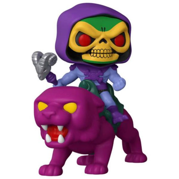 *Pre-order* Masters of the Universe - Skeletor on Panthor Pop! Vinyl Ride (ETA December)