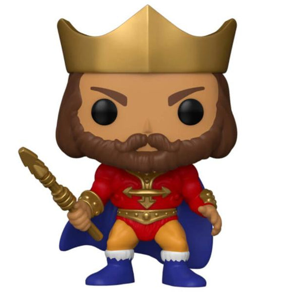*Pre-order* Masters of the Universe - King Randor Pop! Vinyl (ETA December)