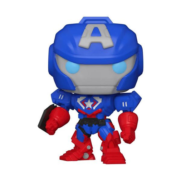 *Pre-order* Captain America - Marvel Mech Pop! Vinyl (ETA April)