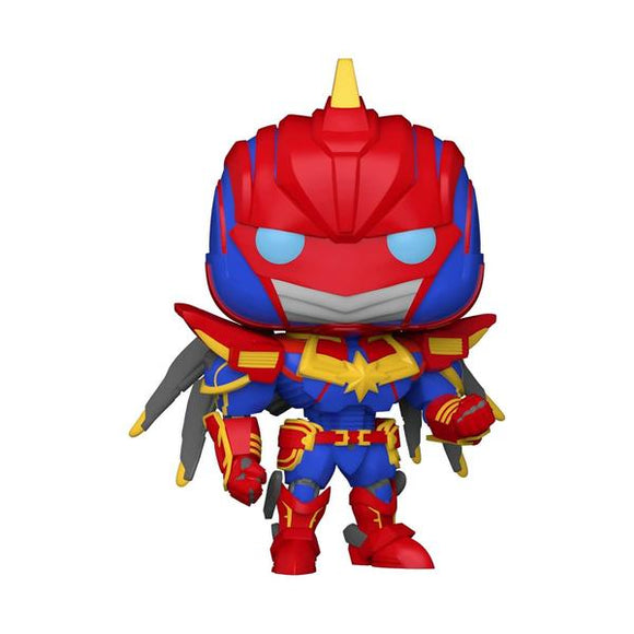 *Pre-order* Captain Marvel - Marvel Mech Pop! Vinyl (ETA April)