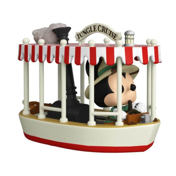 *Pre-order* Mickey Mouse - Jungle Cruise Skipper Pop! Vinyl Ride (ETA May)