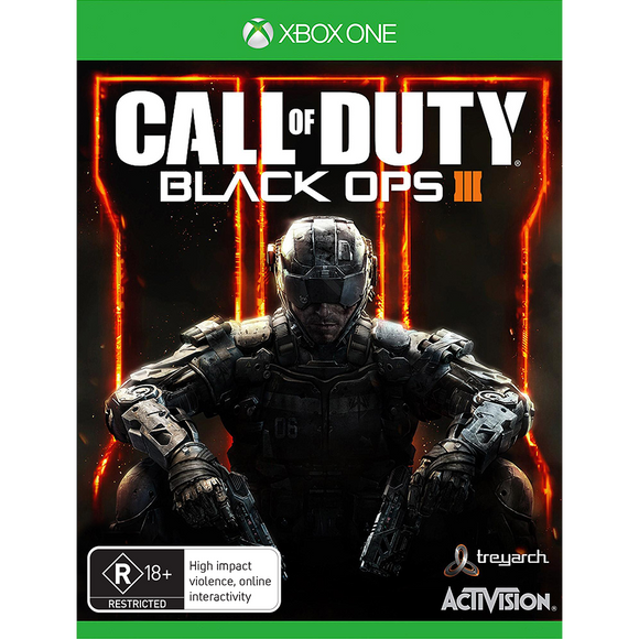 Call of Duty: Black Ops III XB1 (Pre-Played)