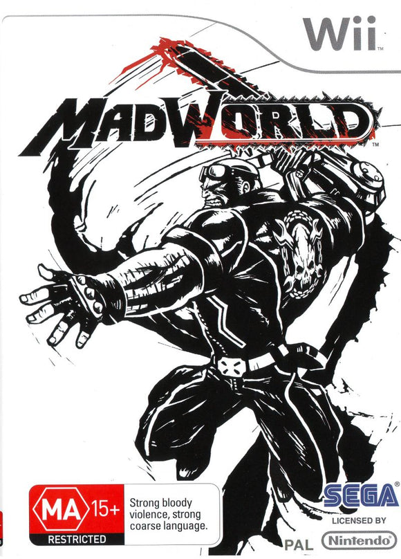 Mad World Wii (Pre-Played)