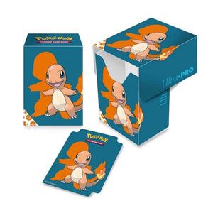 *Pre-order* Pokemon - Ultra Pro Full View Deck Box - Charmander (ETA May)