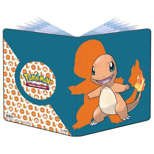 *Pre-order* Pokemon - Ultra Pro Portfolio - 9PKT- Charmander (ETA May)