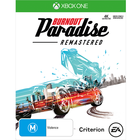 Burnout Paradise Remastered XB1 (Pre-Played)