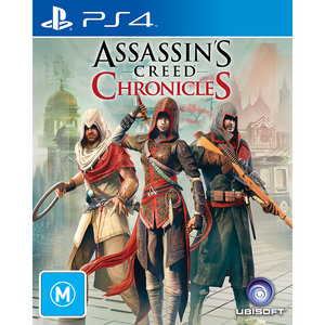 Assassin's Creed Chronicles PS4 (Pre-Played)