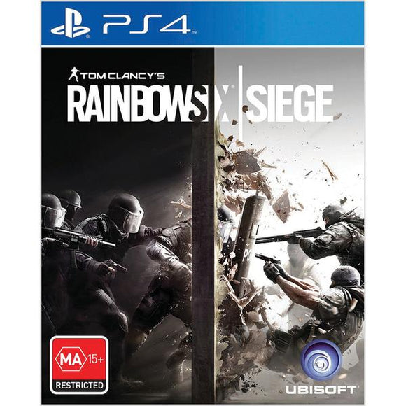 Rainbow Six: Siege PS4 (Pre-Played)