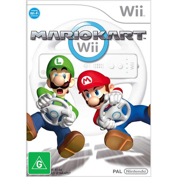 Mario Kart Wii (Pre-Played)