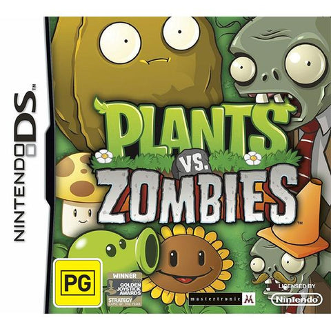 Plants Vs Zombies DS (Pre-Played)
