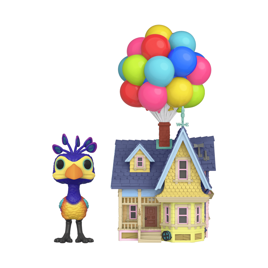 Up - Kevin w/Up House NYCC 2019 Exclusive Pop! Vinyl