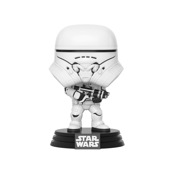 Star Wars First Order Jet Trooper Ep9 Pop! Vinyl
